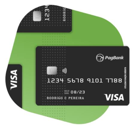 Cartão de Crédito da Conta PagBank